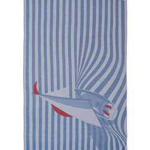 Полотенце пештемаль для пляжа, сауны, бани Begonville COTTON SAILS хлопок 100х180