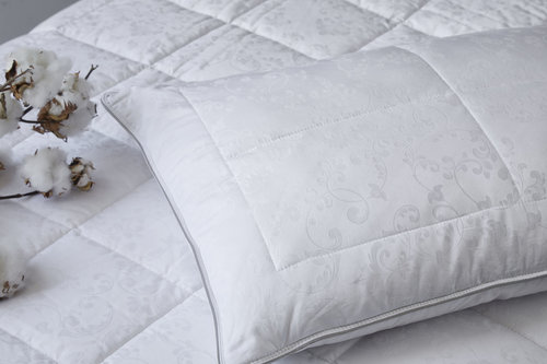 Подушка Soft Cotton хлопок 50х70, фото, фотография