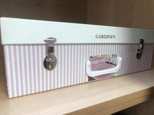 Покрывало Gardine's BESTE жаккард сухая роза 240х260, фото, фотография