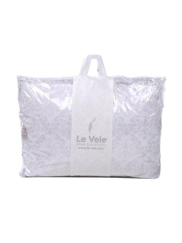 Подушка Le Vele PERLA микроволокно/хлопок кремовый 50х70 800 GSM, фото, фотография