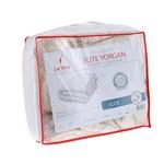 Одеяло Le Vele ELITE COTTON микроволокно/хлопок кремовый 195х215, фото, фотография