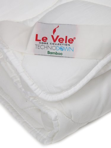 Одеяло Le Vele BAMBU микроволокно/бамбук 195х215, фото, фотография