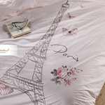 Детское постельное белье Istanbul Home Collection GENC RANFORCE DEJA VU хлопковый ранфорс 1,5 спальный, фото, фотография
