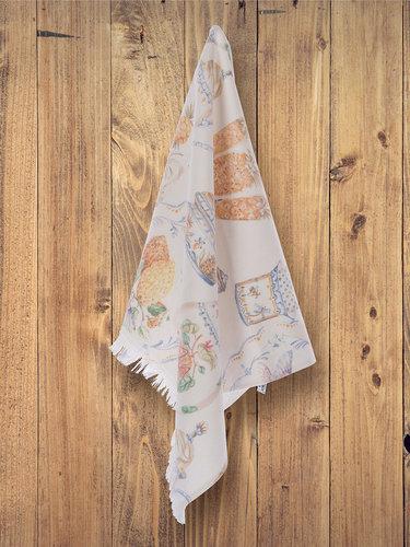 Кухонное полотенце Tivolyo Home COVENTRY хлопок 50х70, фото, фотография