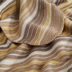 Плед Karna RAINBOW бежевый 130х170, фото, фотография