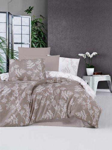 Постельное белье Ecosse RANFORCE FOREST хлопковый ранфорс 1,5 спальный, фото, фотография