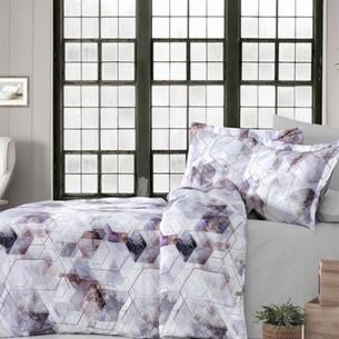 Постельное белье Ecosse SATIN SIERRA хлопковый сатин 1,5 спальный