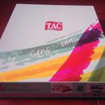 Комплект подросткового постельного белья TAC RIO хлопковый ранфорс оранжевый 1,5 спальный, фото, фотография