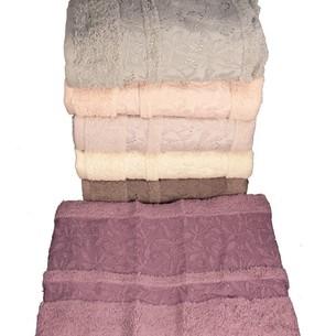 Набор полотенец для ванной 6 шт. Miss Cotton SAKURA хлопковая махра 70х140
