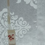 Покрывало Gardine's ALYA жаккард серый 240х260, фото, фотография