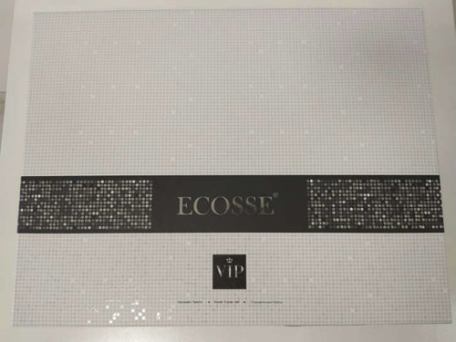 Постельное белье Ecosse SATIN JAKARLI OLIVIA хлопковый сатин-жаккард кремовый евро, фото, фотография