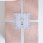 Плед Istanbul CASUAL хлопок персиковый 150х200, фото, фотография