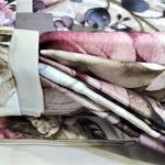 Постельное белье Pupilla MARY хлопковый сатин евро, фото, фотография