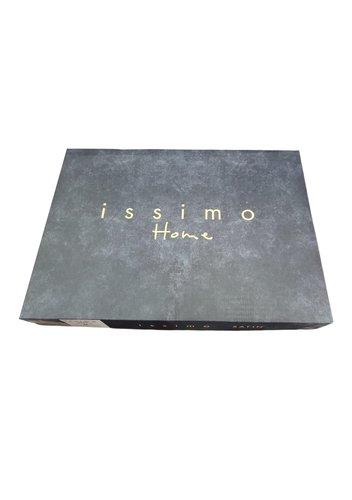 Постельное белье Issimo Home SATIN VEREV хлопковый сатин делюкс евро, фото, фотография