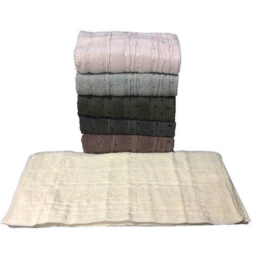 Набор полотенец для ванной 6 шт. Efor LUPEN хлопковая махра 50х90, фото, фотография