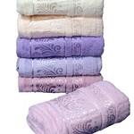 Набор полотенец для ванной 6 шт. Cestepe REGNUM ALINA хлопковая махра 30х50, фото, фотография