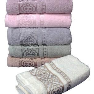 Набор полотенец для ванной 6 шт. Cestepe REGNUM MEHTAP хлопковая махра 30х50
