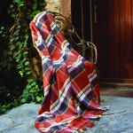 Плед-покрывало Karna ARBON хлопок/акрил 200х220, фото, фотография