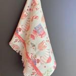 Кухонное полотенце Tivolyo Home JOY хлопок 50х70, фото, фотография