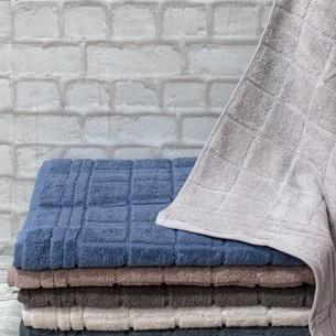 Набор полотенец для ванной 6 шт. Efor ADEN хлопковая махра 70х140