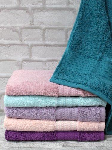 Набор полотенец для ванной 6 шт. Efor CAVUS хлопковая махра 70х140, фото, фотография