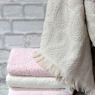 Набор полотенец для ванной 4 шт. Efor GORDON хлопковая махра 70х140