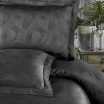 Постельное белье Ecosse SATIN JAKARLI JENNA хлопковый сатин-жаккард серый евро, фото, фотография