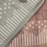 Набор полотенец для ванной 6 шт. Cestepe VIP COTTON KALPLI INCI хлопковая махра 70х140, фото, фотография