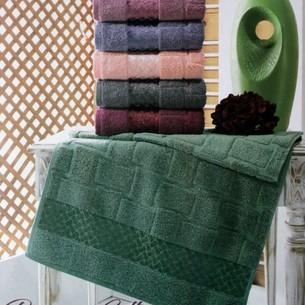 Набор полотенец для ванной 6 шт. Efor HAZAN хлопковая махра 70х140