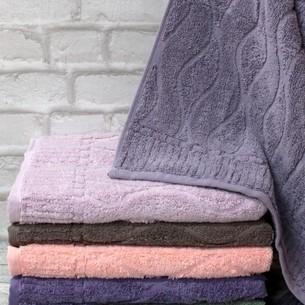 Набор полотенец для ванной 6 шт. Efor PERA хлопковая махра 50х90