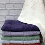 Набор полотенец для ванной 6 шт. Efor TAS хлопковая махра 70х140, фото, фотография