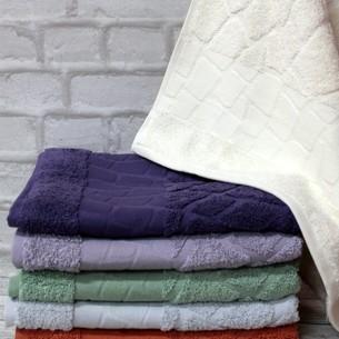 Набор полотенец для ванной 6 шт. Efor TAS хлопковая махра 50х90