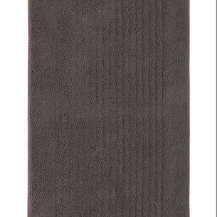 Коврик Soft Cotton LOFT хлопковая махра коричневый 50х90