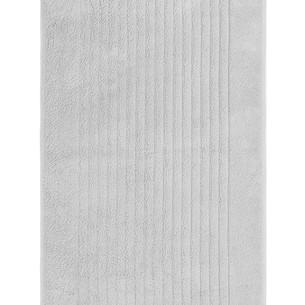 Коврик Soft Cotton LOFT хлопковая махра светло-серый 50х90