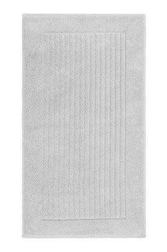 Коврик Soft Cotton LOFT хлопковая махра светло-серый 50х90, фото, фотография