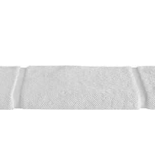 Коврик для ванной Soft Cotton NODE хлопковая махра белый 50х90
