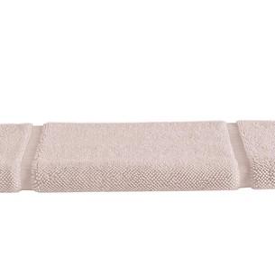 Коврик для ванной Soft Cotton NODE хлопковая махра грязно-розовый 50х90