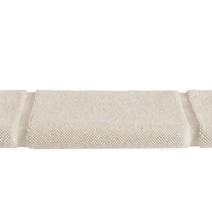 Коврик для ванной Soft Cotton NODE хлопковая махра кремовый 50х90