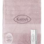 Полотенце для ванной Karna FLOW хлопковая махра светло-лавандовый 50х90, фото, фотография