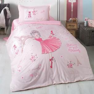 Постельное белье Clasy ROMANTIC GIRL хлопковый ранфорс 1,5 спальный