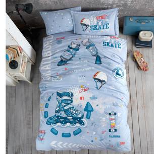 Детское постельное белье Clasy SKYLAND хлопковый ранфорс 1,5 спальный