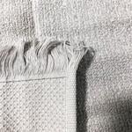 Набор полотенец для ванной 3 пр. Pupilla BERNINI хлопковая махра тёмно-бежевый, фото, фотография