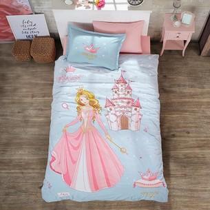 Детское постельное белье Clasy CROWN хлопковый ранфорс 1,5 спальный