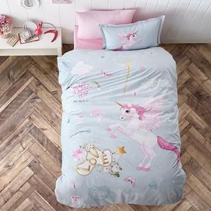 Детское постельное белье Clasy PEGASUS хлопковый ранфорс 1,5 спальный