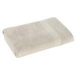 Подарочный набор полотенец для ванной 50х100(2), 70х140(2) Karna AREL хлопковая махра бежевый, фото, фотография