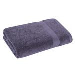 Подарочный набор полотенец для ванной 50х100(2), 70х140(2) Karna AREL хлопковая махра лавандовый, фото, фотография