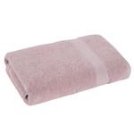 Подарочный набор полотенец для ванной 50х100(2), 70х140(2) Karna AREL хлопковая махра грязно-розовый, фото, фотография