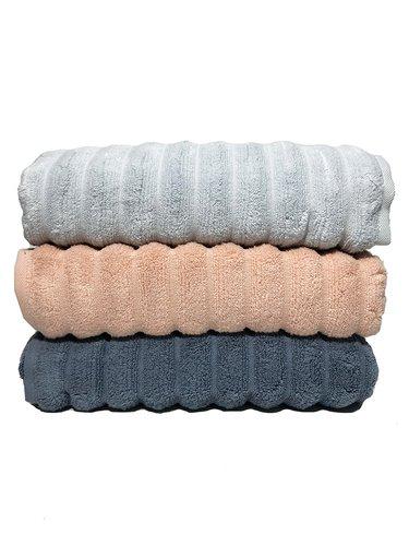 Набор полотенец для ванной 3 шт. Cestepe EZGI V3 70х140, фото, фотография