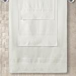 Полотенце для ванной Karna SIESTA хлопковая махра кремовый 70х140, фото, фотография