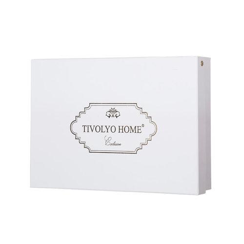 Махровая простынь-покрывало для укрывания Tivolyo Home HERMES хлопок лиловый 220х240, фото, фотография